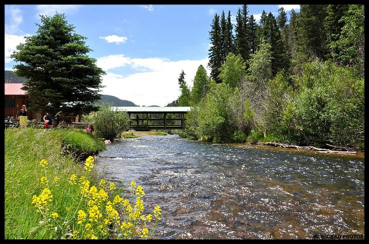 22 best images about red river new mexico on pinterest for Mountain living