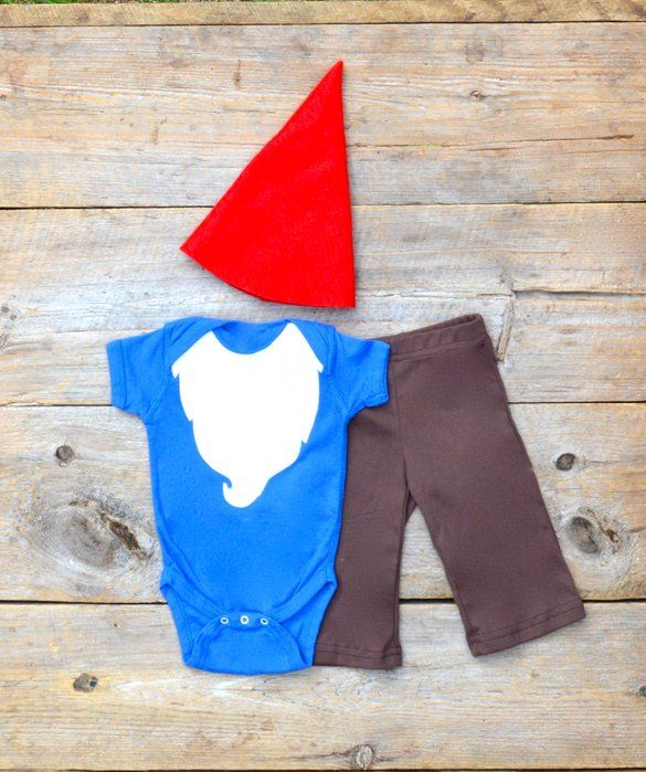 Baby Gnome Halloween Costume by The Wishing Elephant