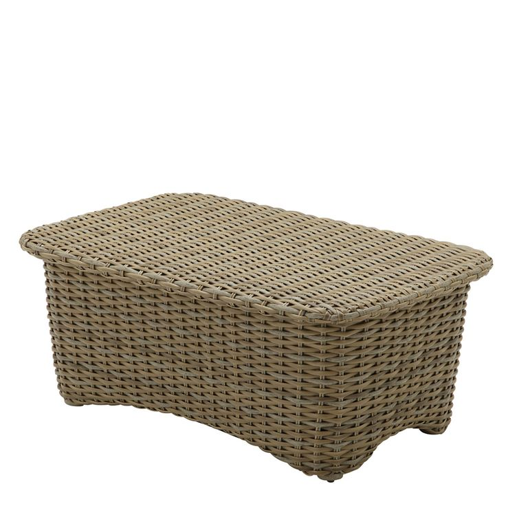 Sunset Coffee Table (Woven Top)