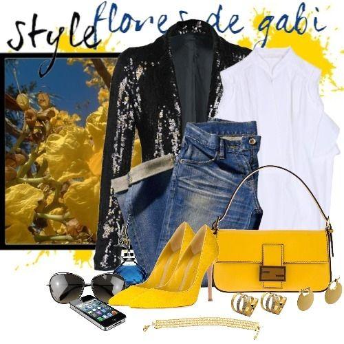 Flores de Gabi (2507968) - Closet Gabi - Fashion.me