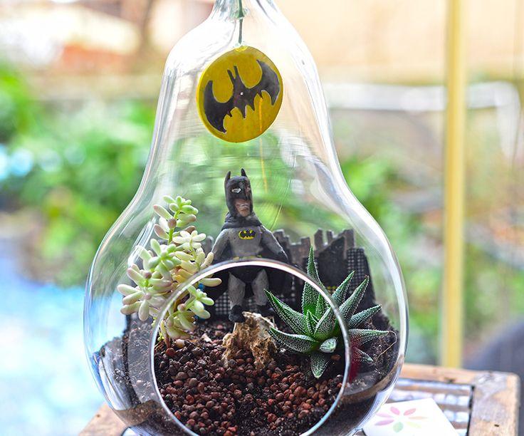 Batman in Terra