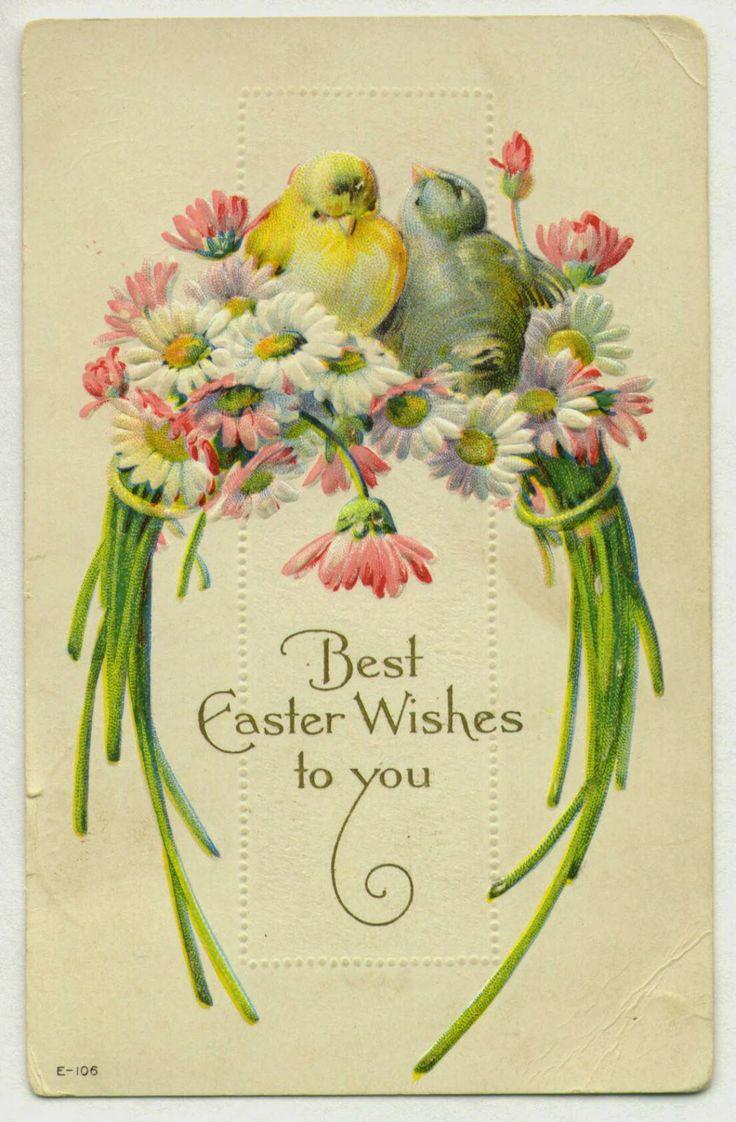 411 best velikonon pohlednice images on pinterest easter from the feathered nestspot i think free image easter wisheseaster kristyandbryce Image collections