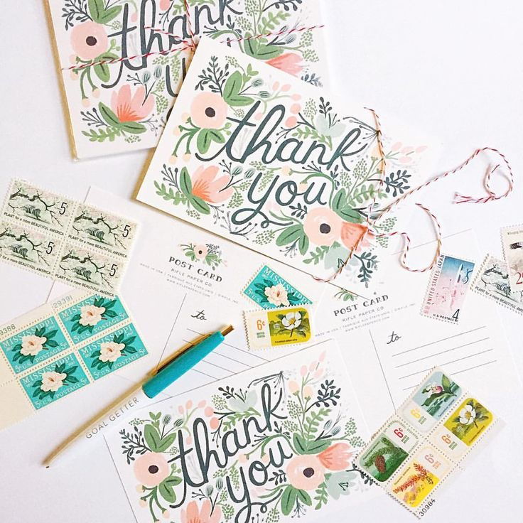 """298 Likes, 10 Comments - Paper By Parcel (@paperbyparcel) on Instagram: """"Emily Post would most definitely approve. This Rifle Paper postcard set now added under Shop."""""""