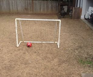 Durable Cheap PVC Soccer Goal