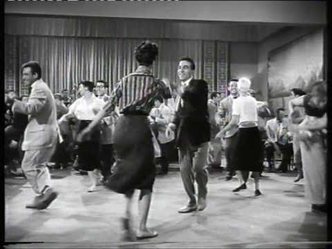 """Bill Haley & His Comets - """"Rip It Up"""" - from """"Don't Knock The Rock"""" - 1956 ... So awesome! Love the dancing!!"""