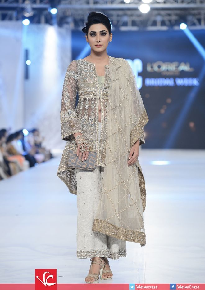 Mahgul's Collection at PFDC L'Oréal Paris Bridal Week 2016 Day 2