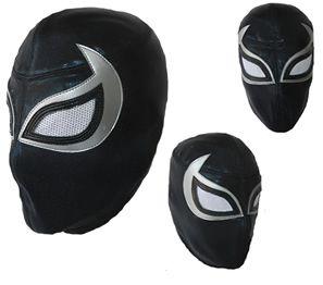 Black Spiderman mask for Han.