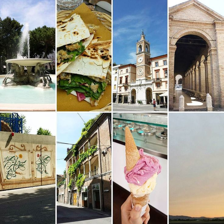 Postcards from Rimini by ariannusta