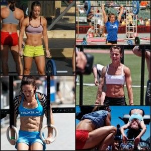 CrossFit Women...my goal for strength for my multisports. always toned :) but not beastly :(