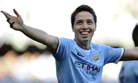 I'd Love To Play For Zidane's Real Madrid - Sami Nasri   Samir Nasri says he would savor the opportunity to join Real Madrid andplay under head mentor Zinedine Zidane.  The European champions are getting a charge out of brilliant shape under the previous France star and will set another Spanish record of 40 amusements unbeaten on the off chance that they maintain a strategic distance from annihilation to Sevilla in the Copa del Rey on Thursday.  Nasri who has awed at the Ramon Sanchez…