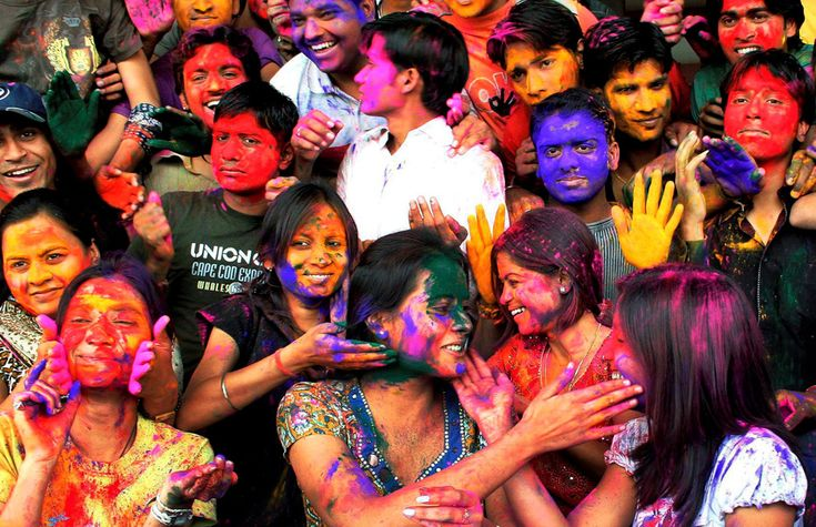 HOLI the festival of colors in indiaBoston, Spring Seasons, Colours Fest, Chapel Hill, India, Holy Festivals, Places, Beautiful Blog, Colors Powder