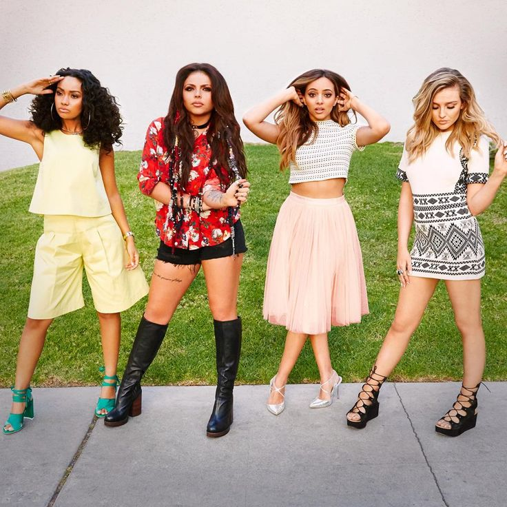 Little Mix - Get Weird Photo shoots ~ Love Me Like You