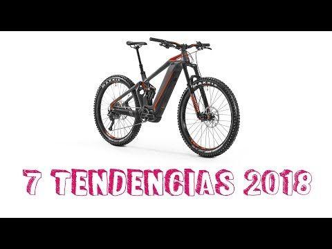 Top 7 Tendencias de Ciclismo en 2018 | Carretera y Mountain Bike - Videos de Ciclismo