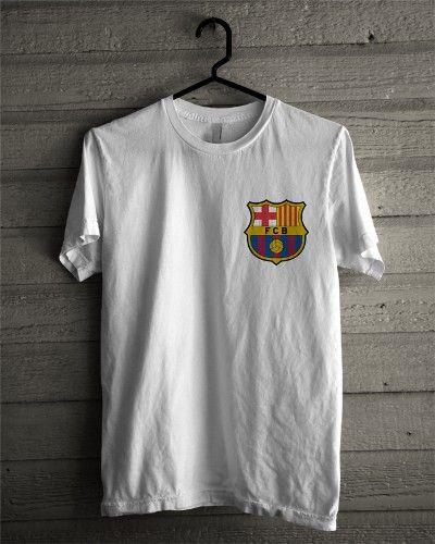 Kaos Barcelona Fc - Bikin Kaos Satuan