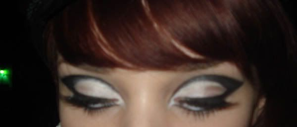 vintage makeup: 60's Make Up Look: Style Makeup, Vintage Makeup