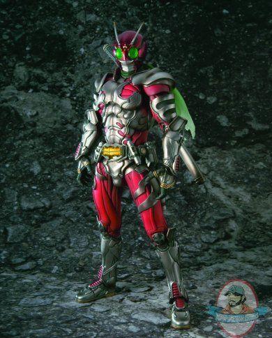 Sic Kamen Rider ZX Action Figure | Man of Action Figures