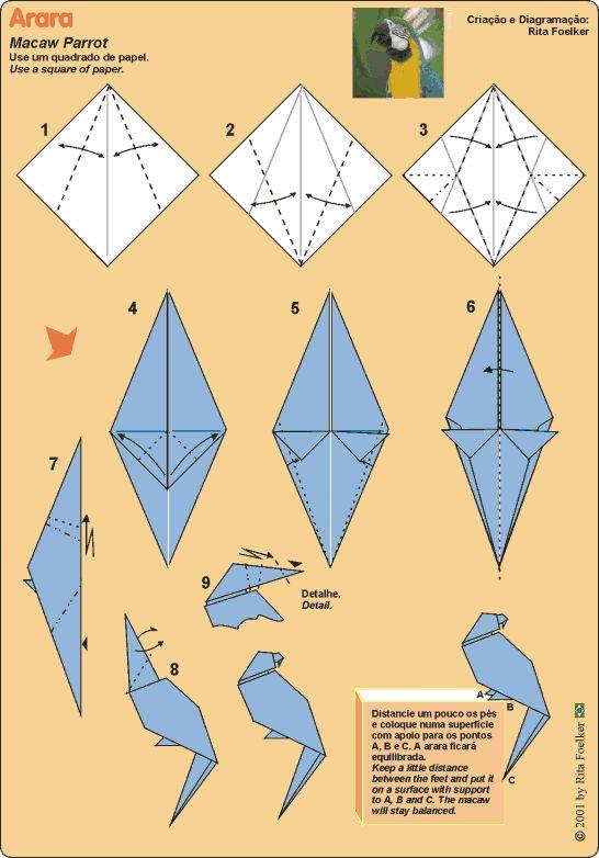 El origami en la educación - Taringa!