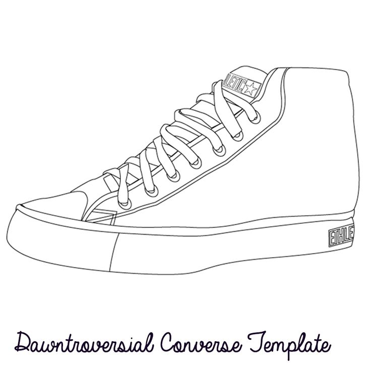 dawntroversial converse template DESIGN YOUR OWN at www.dawntroversial.com