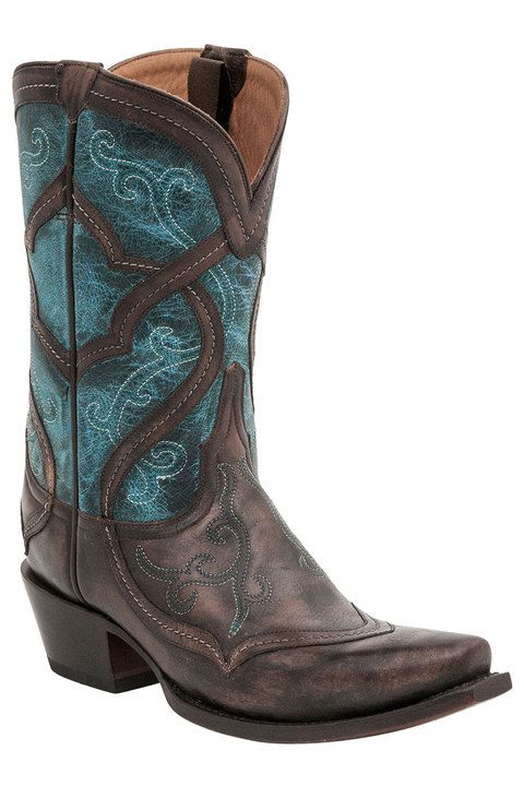 eye catching s lucchese boots quot audine quot in brown and