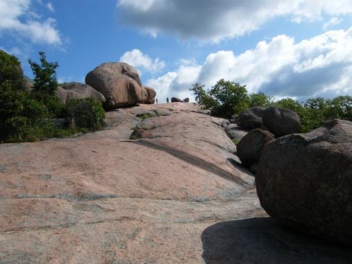 Elephant Rocks State Park in Pilot Knob, MO