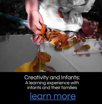 Creativity and infants - Boulder Journey School