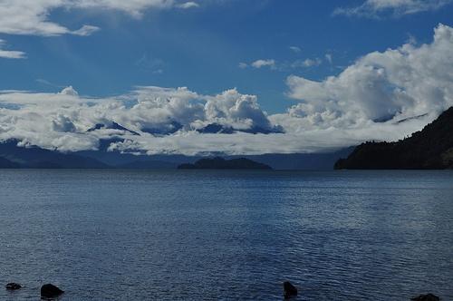 Lago Todos los Santos. Petrohué