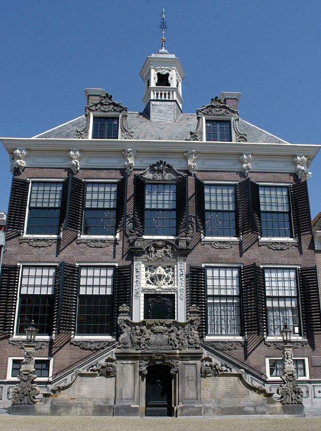 Stadhuis (City Hall) Sneek (Holland)