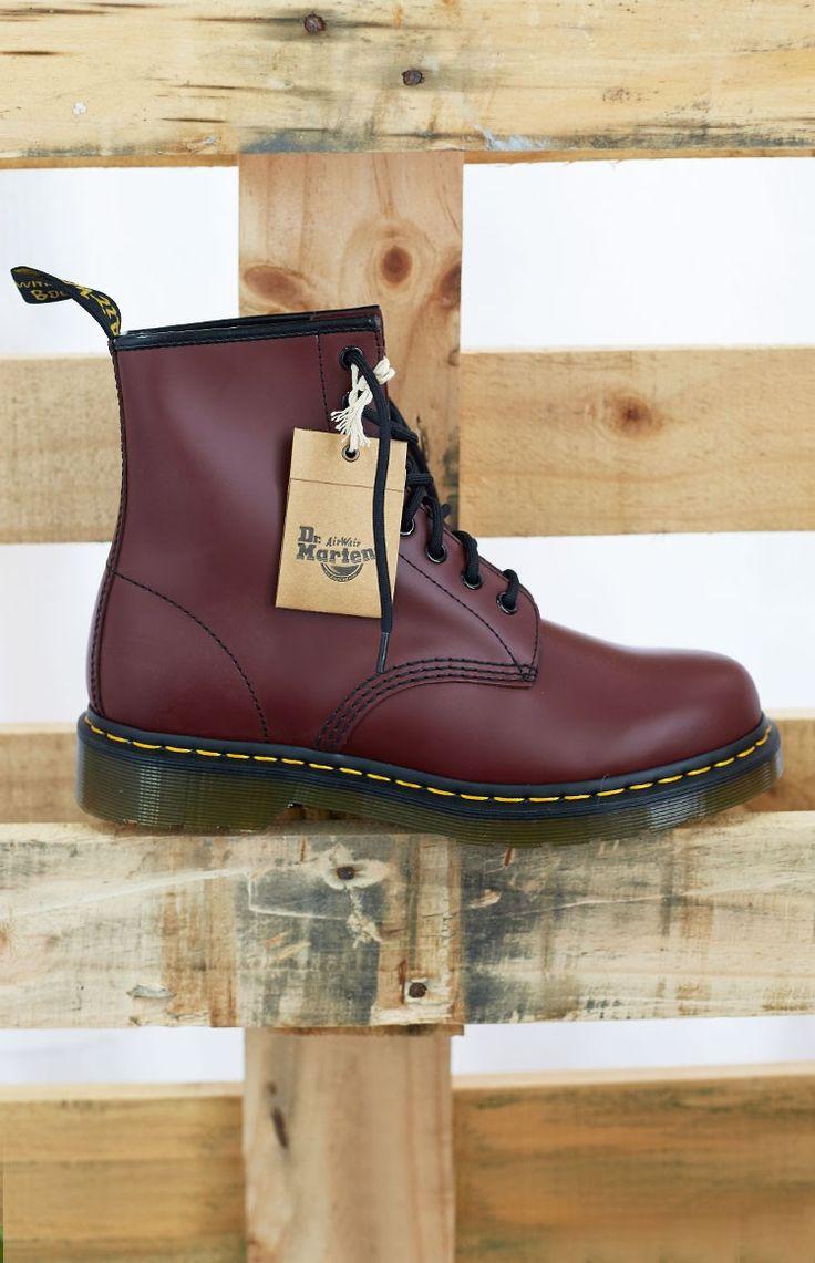 Fashion corner bountiful utah - Dr Martens 1460 Boot Cherry Red Smooth Beginning Boutique