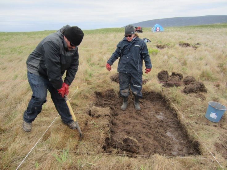 """Either it's ... an entirely new culture that looks exactly like the Norse and we don't know what it is, or it's the westernmost Norse site that's ever been discovered,"" archaeologist Sarah Parcak told The Post."