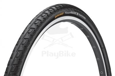 Continental TourRide Puncture Protection 54x584 negru