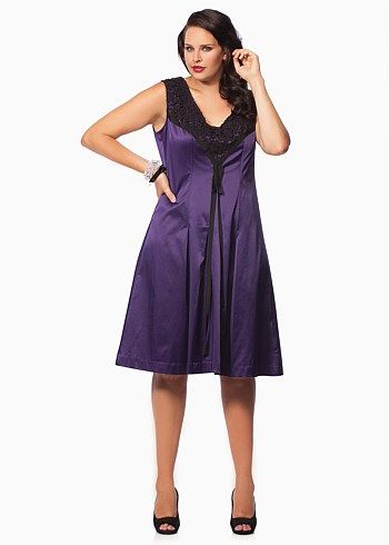 #Eplisse Daisy Dress #plussize #curvy