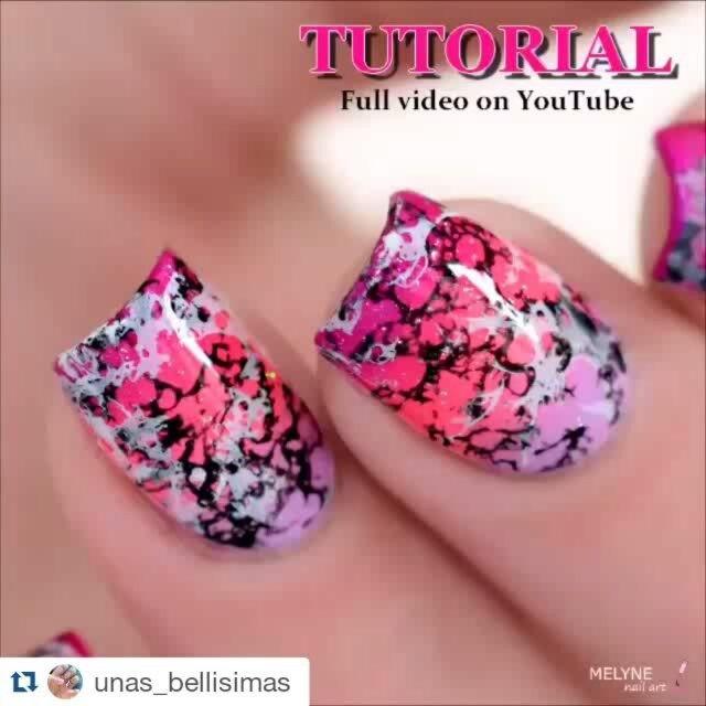 DOPE nail art @unas_bellisimas