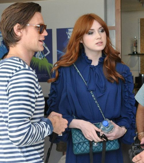 764 best Matt and Kaz images on Pinterest | Karen gillan ...