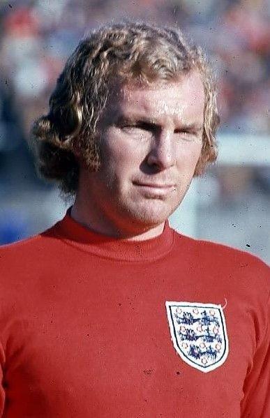 Bobby Moore England 1971