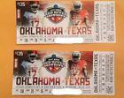 Oklahoma Sooners vs. Texas Longhorn Football Tickets | Oct 14 2017 | OU vs TX