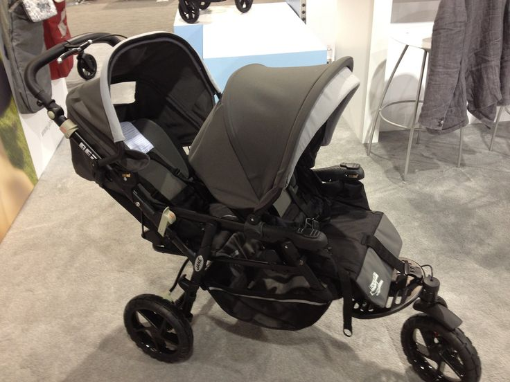 Baby Jogger's Summit X3 Double Jogging Stroller was developed after the warm reception the X3 received last year.