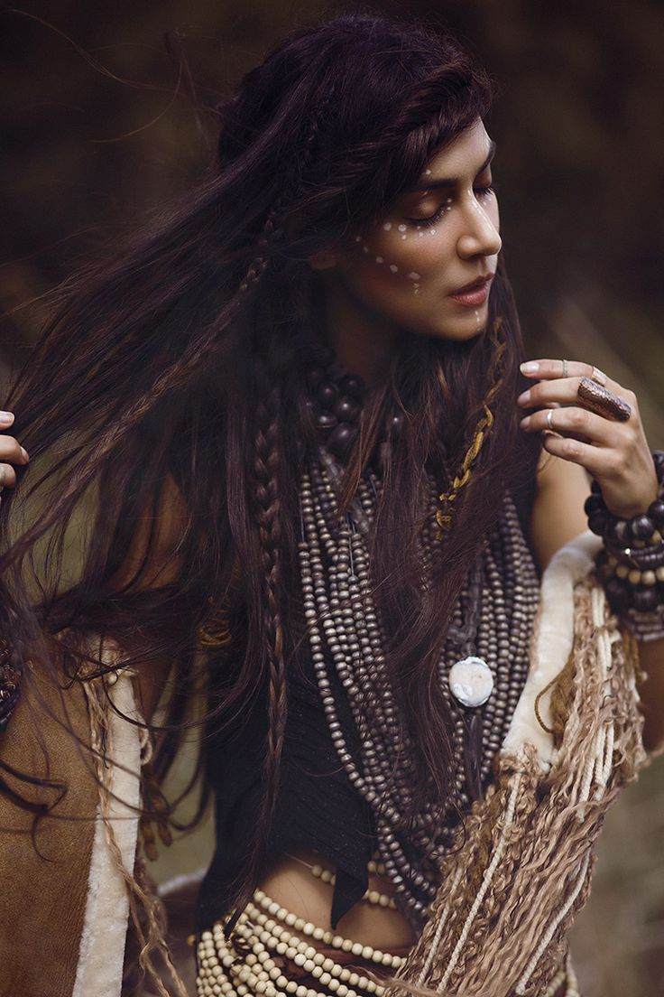 ~ Living a Beautiful Life ~ Warrior Goddess | boho fall fashion inspiration #boho #gypsy #fashion style