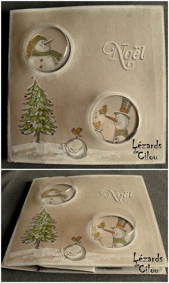 TUTO DECO TABLE NOEL 2013 MENU FERME BLOG