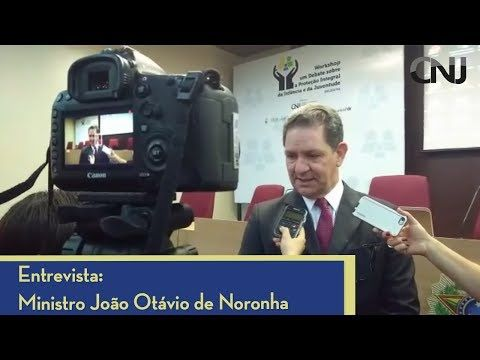 Natal do Everaldo Nascimento: Ministro João Otávio de Noronha fala do Cadastro N...