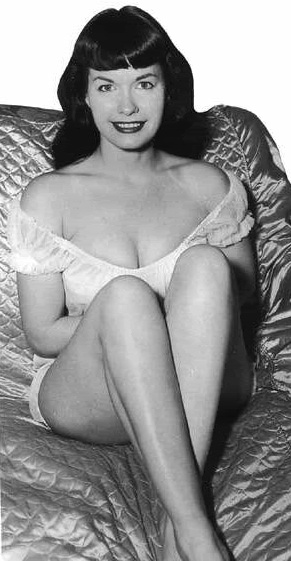 Betty Page Photos: 200 Best Images About Pin Up Beauty Bettie Page On
