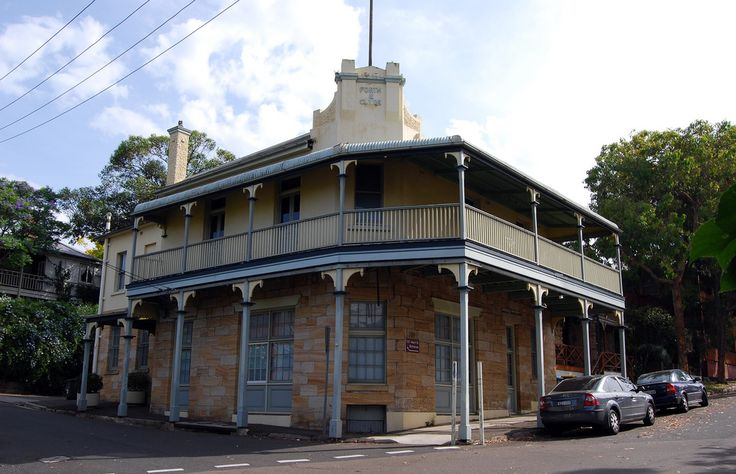 Forth and Clyde Hotel, Balmain, Sydney