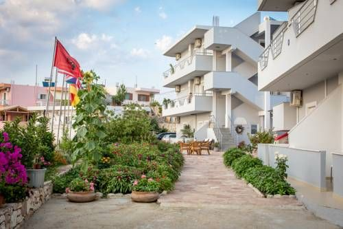 Two Mermaids Hotel Ksamil Offering a terrace and sea views, Two Mermaids is located in Ksamil, just a short walk from the nearest beach. Guests can enjoy the on-site restaurant. Every room at this hotel is air conditioned and features a balcony.