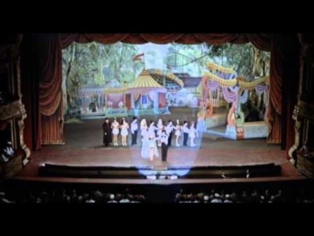 Polvere di stelle in Teatro Petruzzelli Alberto Sordi Monica Vitti