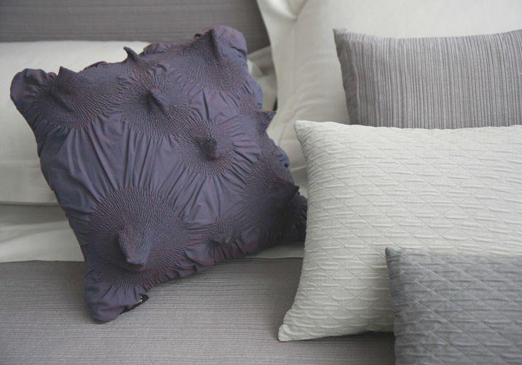 Cuscino chambray