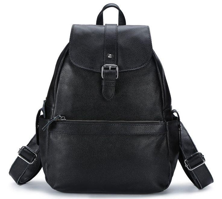 bolsos de mochilas piel mujer