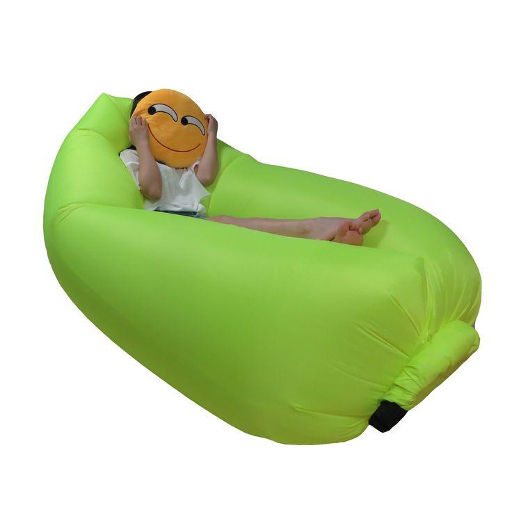 Blue Peak Inflatable Air Lounge Chair - The Take Anywhere Chair!