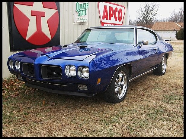1970 Pontiac GTO Replica 400/360 HP, Automatic for sale by Mecum Auction