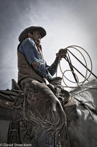 American cowboy....