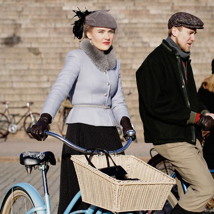 Winter Tweed Ride Helsinki 2015