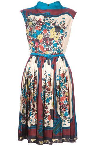 lala.Antonio Deficiencies, Prints Dresses, Fashion Style, Fashion Design, Marras Prints, Elegant Style, Beautiful Clothing, Red Carpets Style, Channel Clothing